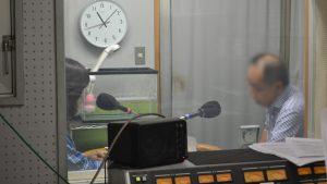 ラジオショッピング番組収録
